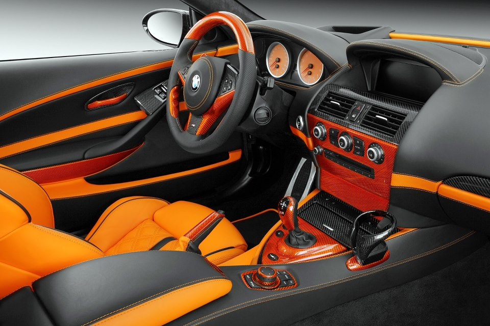 Topcar Bmw E63 M6 Is Orange Autoevolution