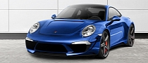 TopCar Porsche 911 Carrera 4 Preview