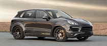 TopCar Porsche Cayenne Vantage 2 Carbon Edition [Photo Gallery]