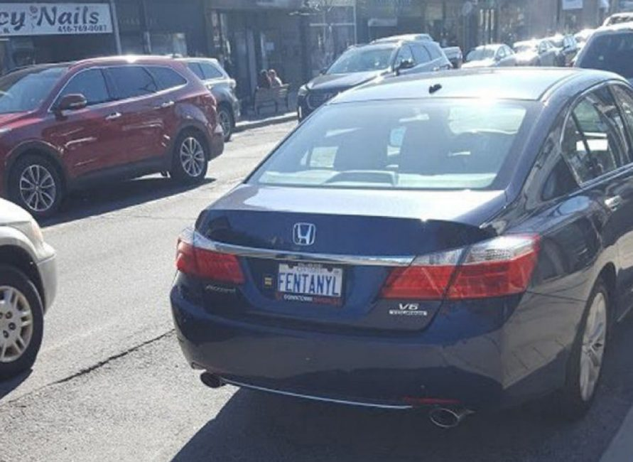 Canadian Doctor Gets Rid of Vanity Licence Plate That Wrote ...