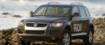 Touareg TDI Clean Diesel Goes to the US