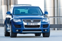 The 2010 Touareg will be a Hybrid
