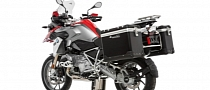 Touratech Shows Zega Pro Aluminium Panniers for 2013 BMW R1200GS [Photo Gallery]