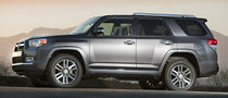 Toyota 4Runner Tops IIHS Crash Tests