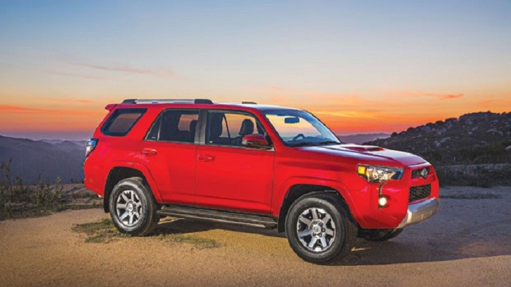 Toyota 4Runner Versus Jeep Cherokee, by Dallas Voice