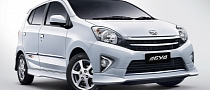 Toyota Agya Makes Market Debut in Indonesia [Video] [Photo Gallery]