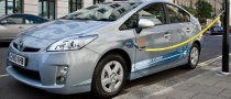 Toyota and EDF Launch Hybrid Vehicle Leasing Programme