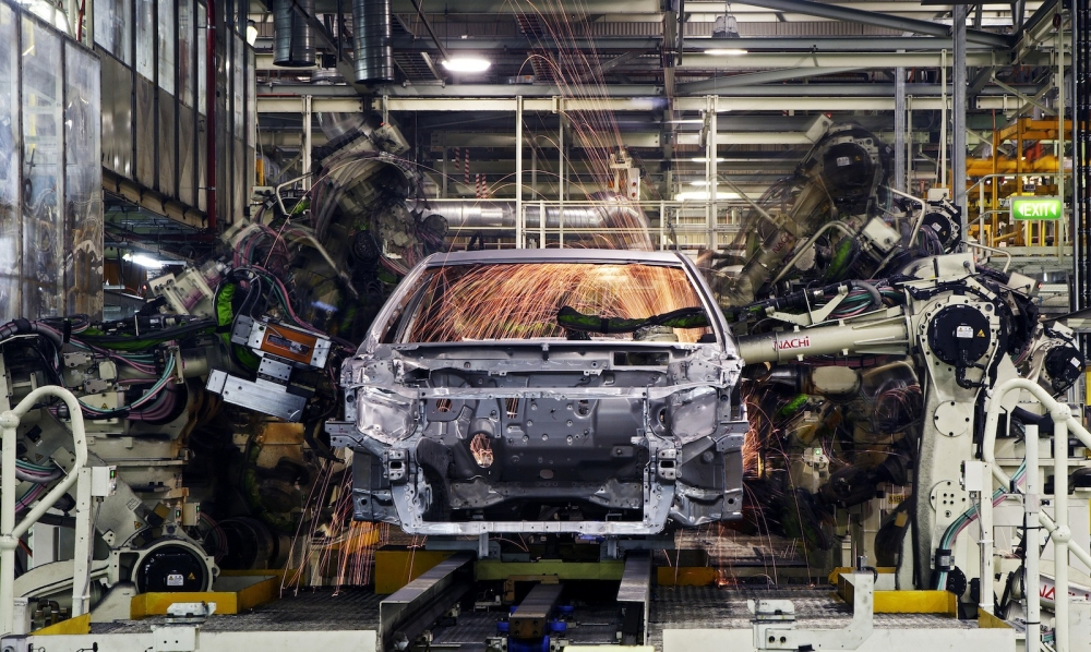 Toyota And Nissan Idle Plants Following Earthquake In