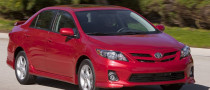 2011 Toyota Corolla and Matrix Facelift Pricing Announced