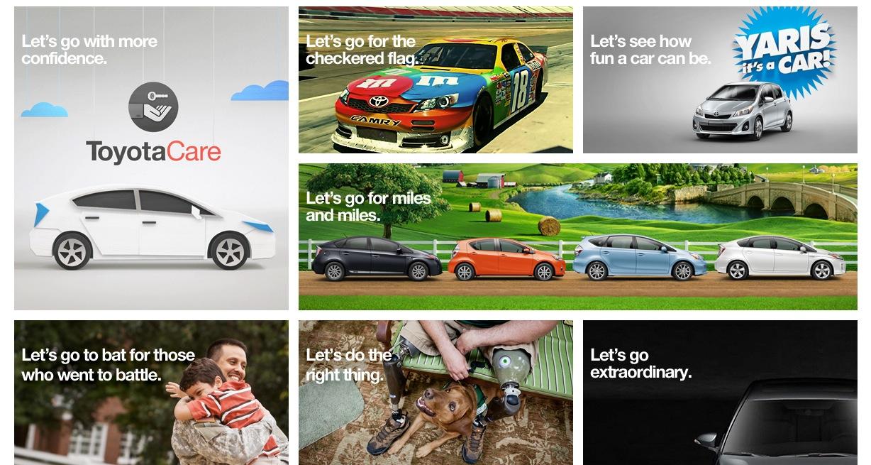 Toyota Announces New Tagline Theme Let S Go Places