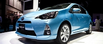 Toyota Aqua / Prius C Hybrid Targeted at Younger Buyers in Japan