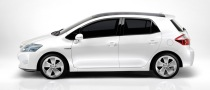Toyota Auris HSD Full Hybrid Concept Revealed