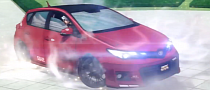Toyota Auris Stars in Its Own Japanese Anime, about Giant Robots… Obviously [Video]