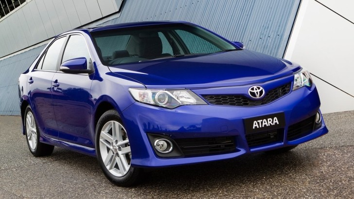Toyota Australia Makes Two-Millionth Locally Built Car