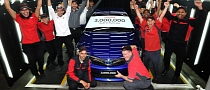 Toyota Australia Reaches Three-Millionth Car Built