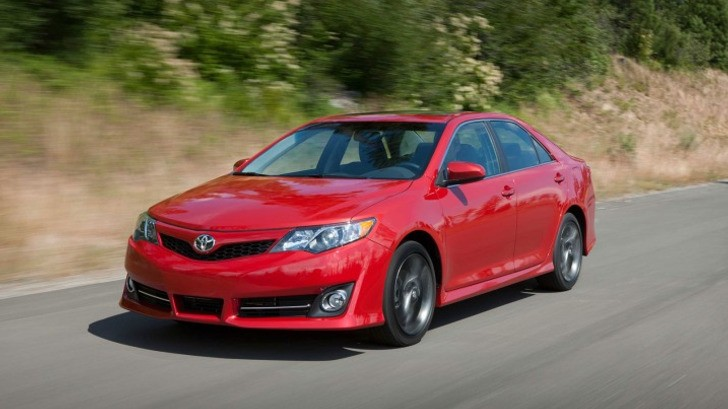 Toyota Australia Says its Wants Camry With BMW
