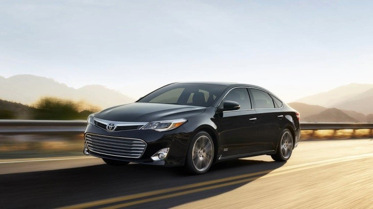 Toyota Avalon Gets Touring Sports Gift For Its 20th Anniversary Autoevolution