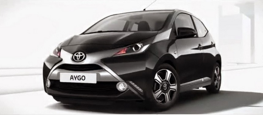 toyota aygo revealed before 2014 geneva motor show autoevolution. Black Bedroom Furniture Sets. Home Design Ideas