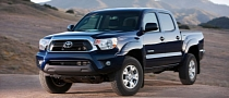 Toyota Baja California Celebrates 10 Years of Manufacturing, Donates Tacoma Trucks