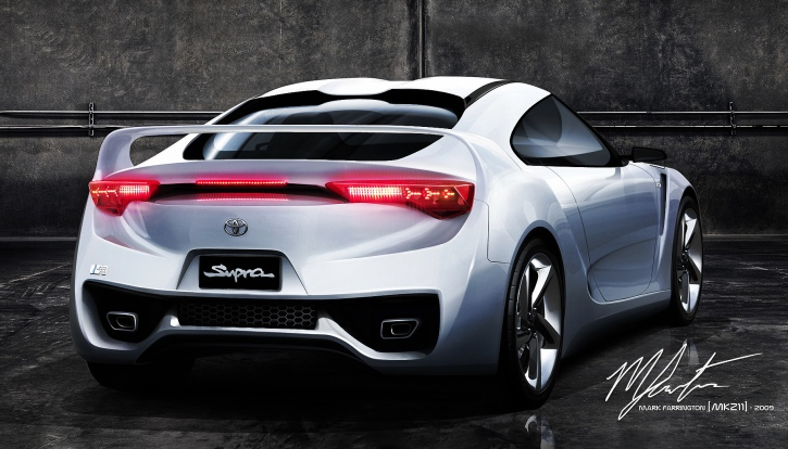 Toyota-BMW Sportscar Might Come Out in 2016 - autoevolution