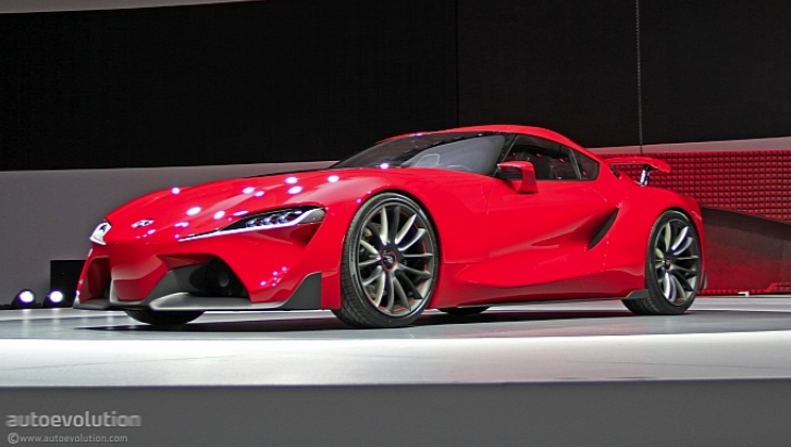 new car release in 2016ToyotaBMW Sportscar Might Come Out in 2016  autoevolution
