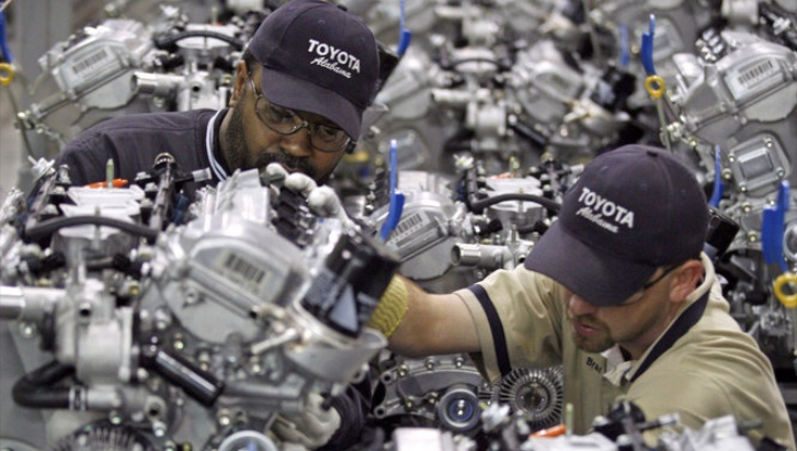 Toyota Boosting Engine Production In Alabama Missouri And