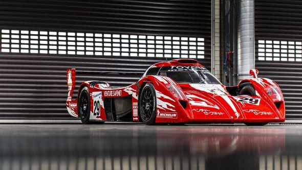 Toyota bringing four le mans cars at 2014 goodwood festival autoevolution - Garage automobile le mans ...