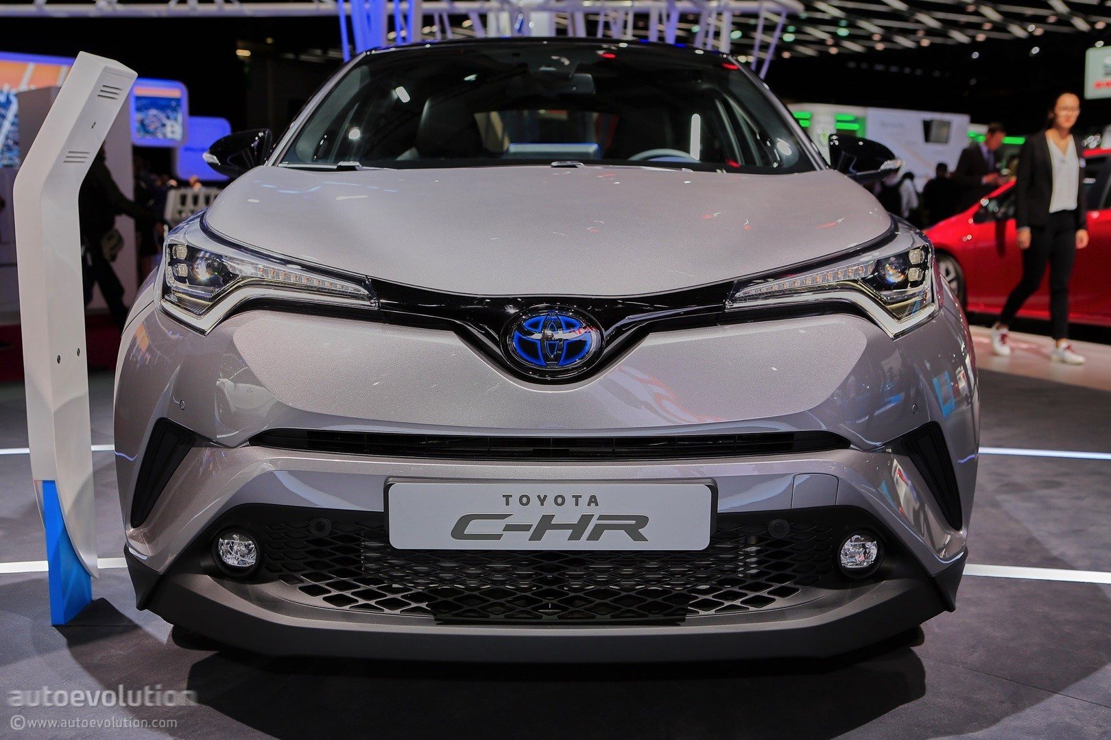 toyota crossover news extensively kuhl c one hr tuned racing modified by