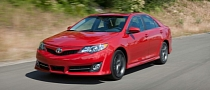Toyota Camry Facing Stiffest Competition Ever