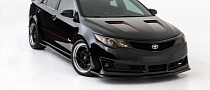 Toyota Camry Gets NASCAR Tuning for 2012 SEMA [Photo Gallery]