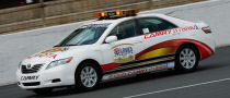 Toyota Camry Hybrid - Official Pace Car for Sprint Cup