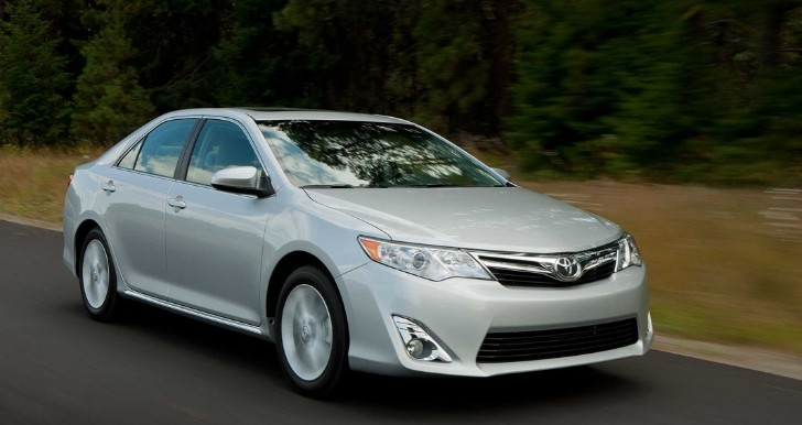 Toyota Camry Sales Go Past 10 Million