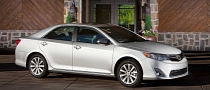 Toyota Camry Sales Return to Form in Q1