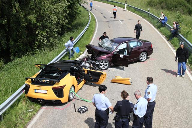 Toyota Chief Test Driver Dies In Lfa Accident Near Nurburgring Autoevolution