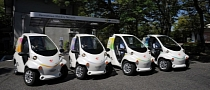 Toyota COMS Now Available for Ha:Mo Car-Sharing in Japan [Video]