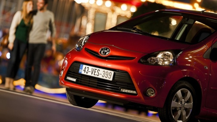 Toyota Continues Building European Minicars with PSA