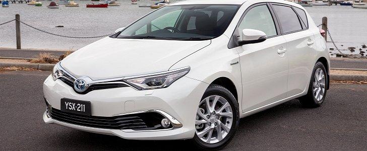 Toyota Auris Diesel 2016 >> Toyota Corolla Hybrid Hatch Coming to Australia in 2016 - autoevolution
