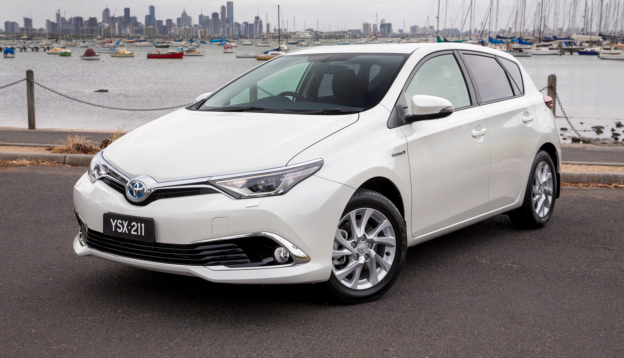 Toyota Auris Diesel 2016 >> Toyota Corolla Hybrid Hatch Coming to Australia in 2016 - autoevolution