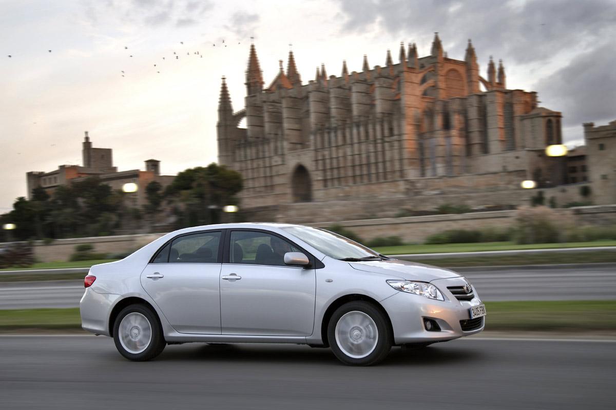 Toyota Corolla Hybrid Made In Thailand