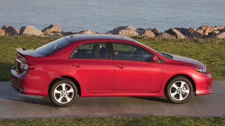 Toyota Corolla 2013 Model Thailand Autos Post