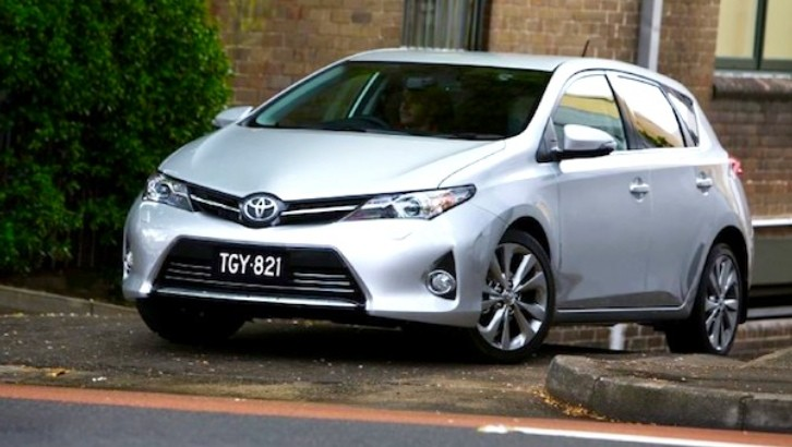 Toyota Corolla To Be 2013 Top Selling Australian Car