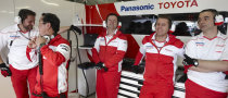 Toyota Drops Appeal over Trulli's Penalty