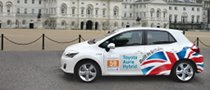 Toyota Entering RAC Future Car Challenge