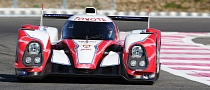 Toyota Entering TS030 Hybrid in FIA World Endurance Championship