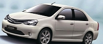 Toyota Etios Coming to Brazil
