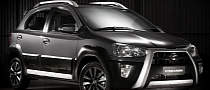 Toyota Etios Cross Goes on Sale in Argentina