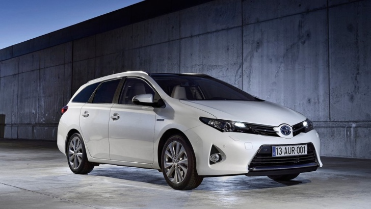 Toyota Europe Posts Increased Q3 Sales