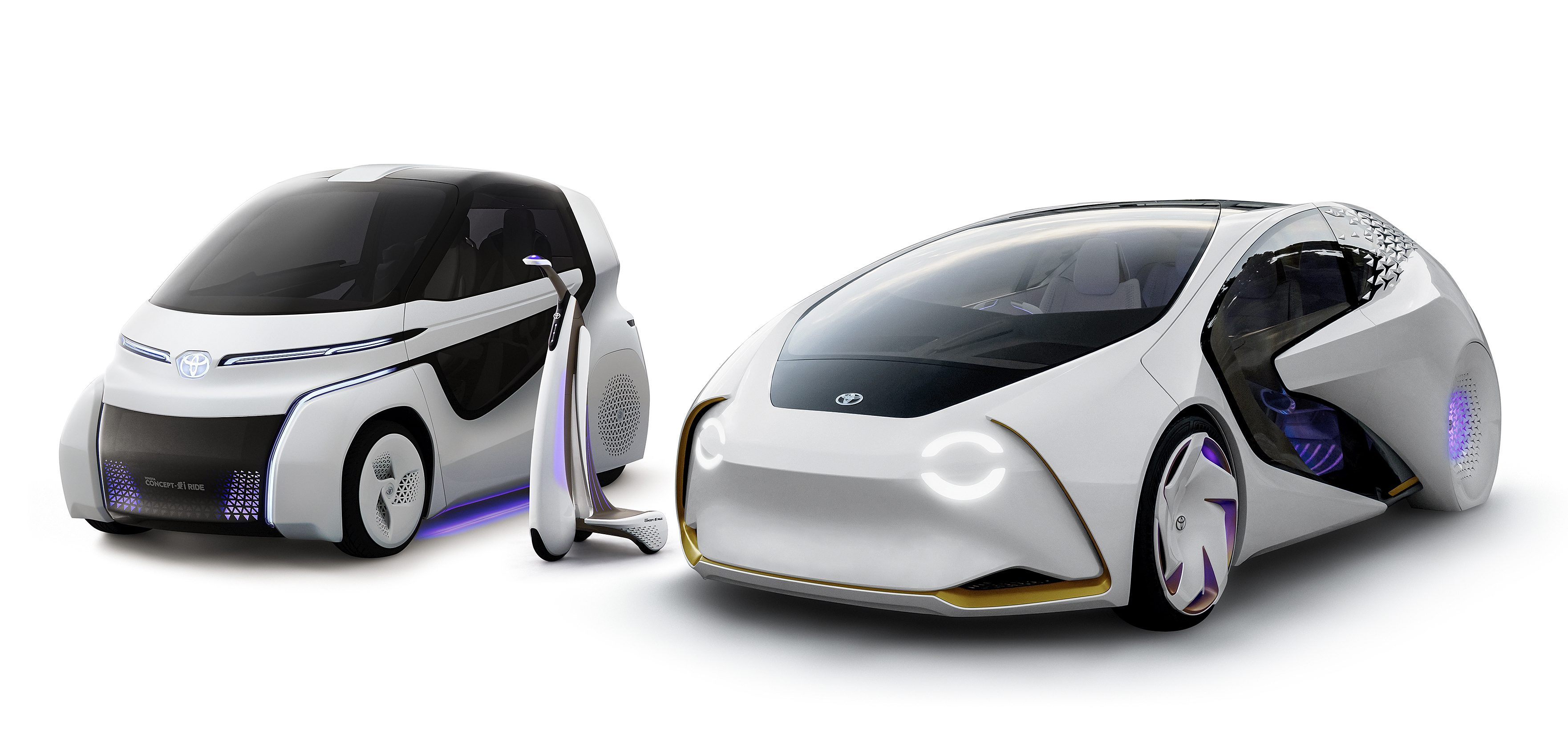 Toyota Concept I Range ...