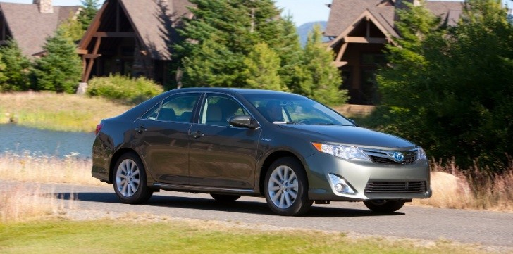 Toyota Exporting More US-Built Camry Sedans to Korea
