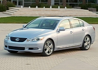 2006 Lexus GS450h, one of the models affected by the recall